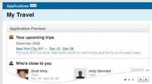 mytrips from LinkedIn