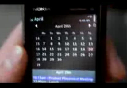 Dancing Naked Might Get You a Nokia 5800 Touch