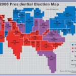 ODT's 2008 Presidential Election Map