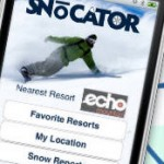 ski and snowboard guide for iPhone – snocator