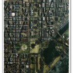 Now Available – the GeoEye, Presidential Inauguration from Space' Poster