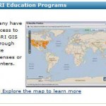 Encouraging GIS and Geo Education in Schools – some fine lesson plans