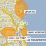 Chicago 2016 Team is mapping proposed Venues via Google Maps