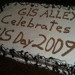 NOCO GIS History from Carl Reed at GIS Alley GIS Day Event, Fort Collins