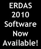 10 Things About The New ERDAS 2010 Software