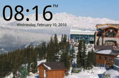 Olympic Scenes – Alarmania Whister webcam for Android