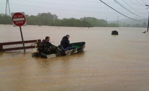 Nashville, TN flooding